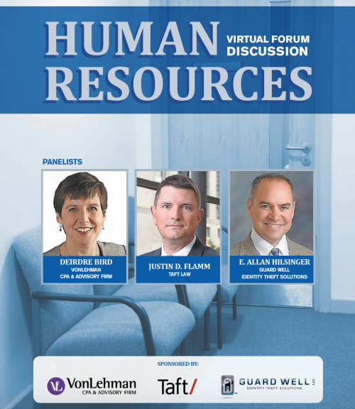 Cincinnati Business Courier HR Forum Virtual Discussion