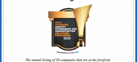 Guard Well Awarded Most Promising Solution Provider – 2020